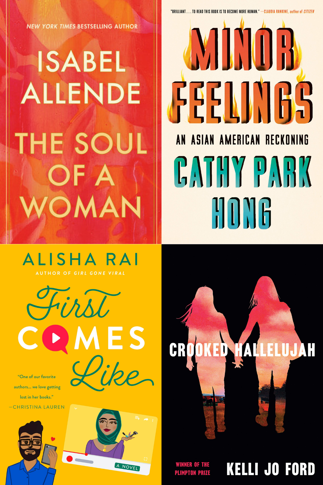 List #1 – When you want to celebrate Woman's History Month BIPOC Style