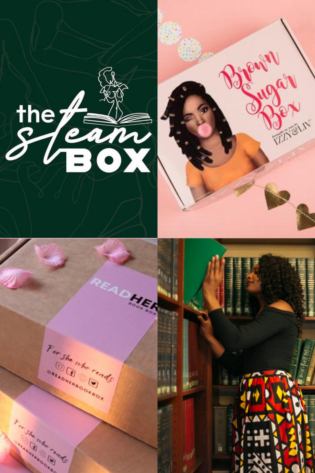 List #3 –  When that Stimmy check means treat yo' self to books!